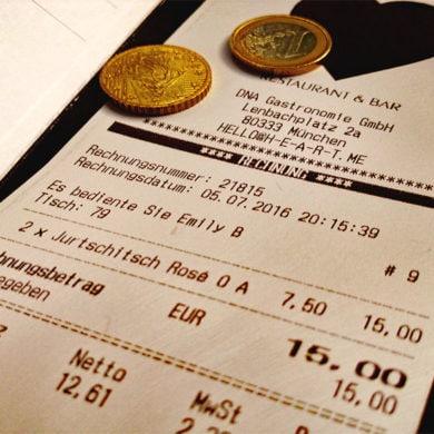 Bestandsaufnahme vor der Rente - Vergleich Einnahmen und Ausgaben