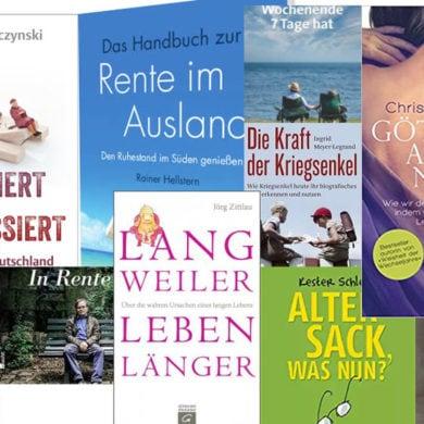 Zehn Bücher, die Babyboomer und Bestager lieben werden