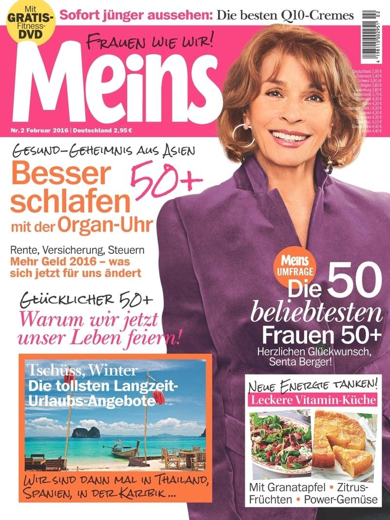 Das Cover der Februar-Ausgabe von