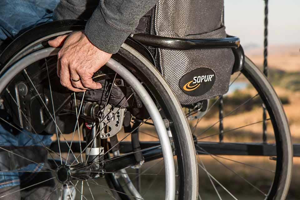 Erwerbsminderungsrente Rollstuhlfahrer