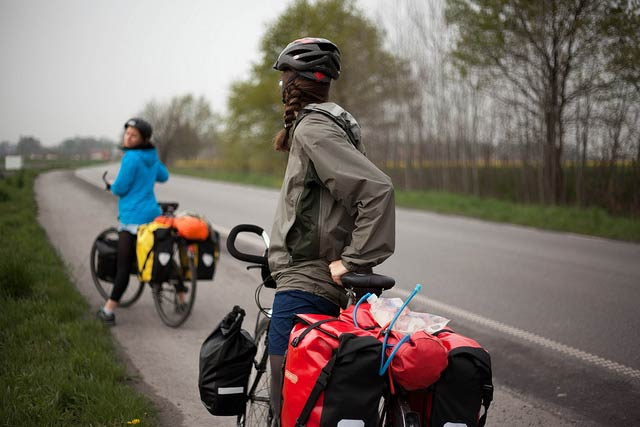 Mit dem Fahrrad von Hamburg nach Kopenhagen Bild: Flickr IMG_6491.jpg Marta Lasek