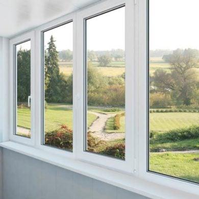 Mit modernen Fenstern lebt sich's angenehmer