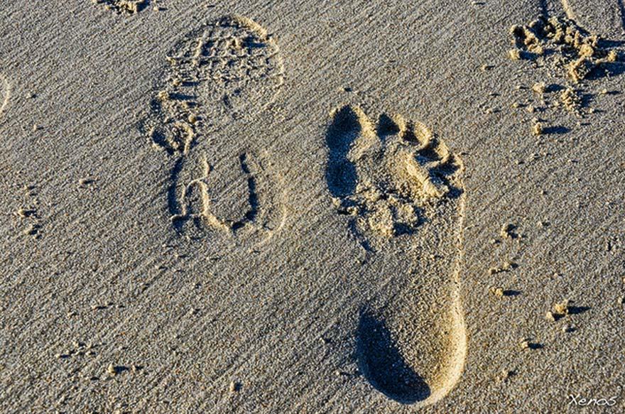 Gesunde Füße auch im Alter