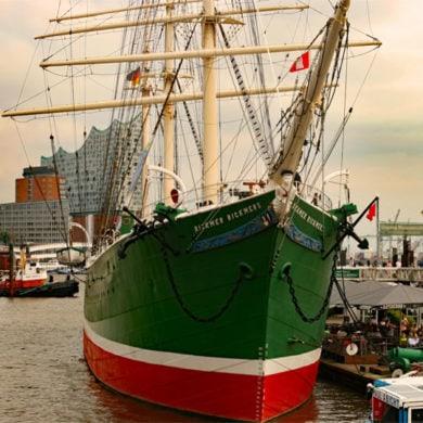 Hamburg ist auch im Winter eine Reise wert