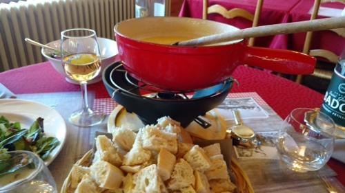 Im Mai noch ein Käse-Fondue? Warum nicht