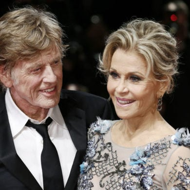 Vendedig September 2017: Robert Redford und Jane Fonda be der Premiere des Films 'Our Souls At Night' Anti-Aging-Tipps