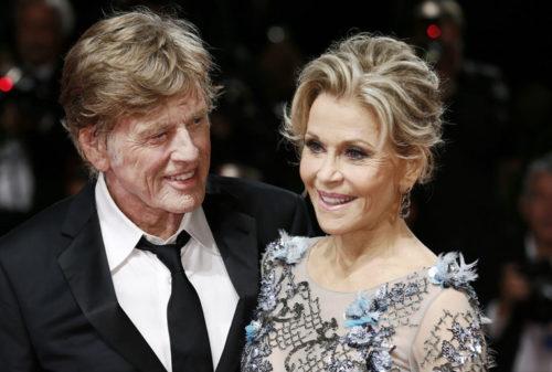 Vendedig September 2017: Robert Redford und Jane Fonda be der Premiere des Films 'Our Souls At Night' Anti-Aging-Tipps