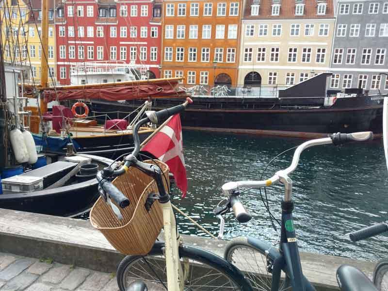 Malerisches Kopenhagen - Nyhavn ist ein Muss für jeden Dänemark-Fan Foto: vorunruhestand.de