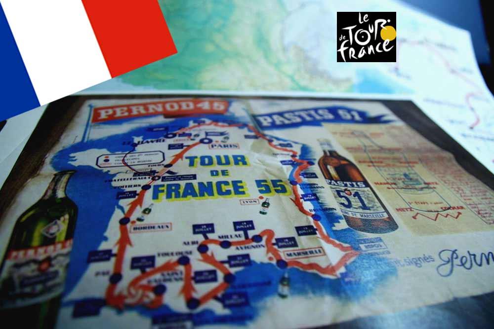 Meine Tour de France - von Genf bis Straßburg, einmal rund um Frankreich