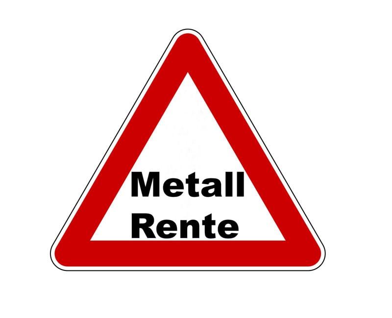 metallrente