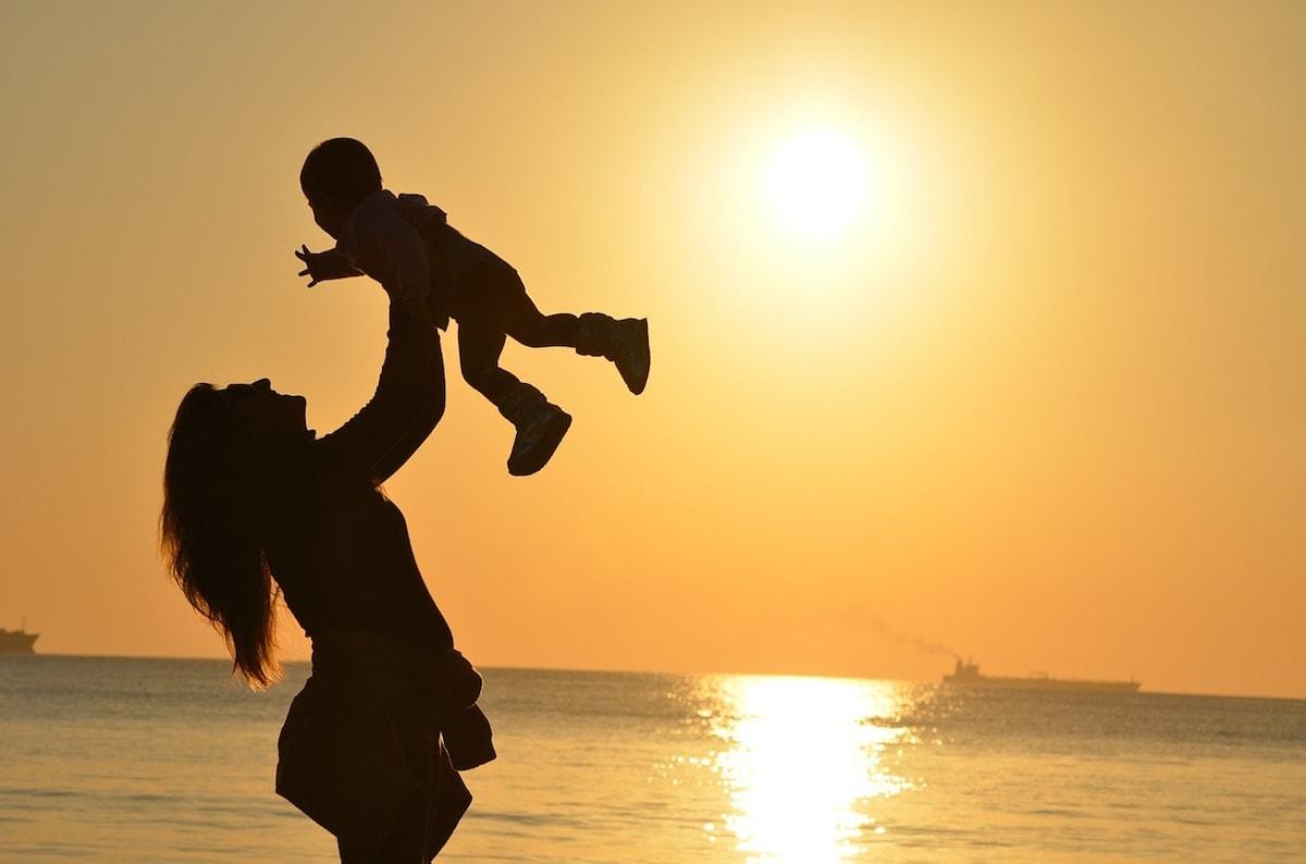 Mütter sollen mehr Zeiten für die Rentenversicherung bekommten Quelle: Pixabay