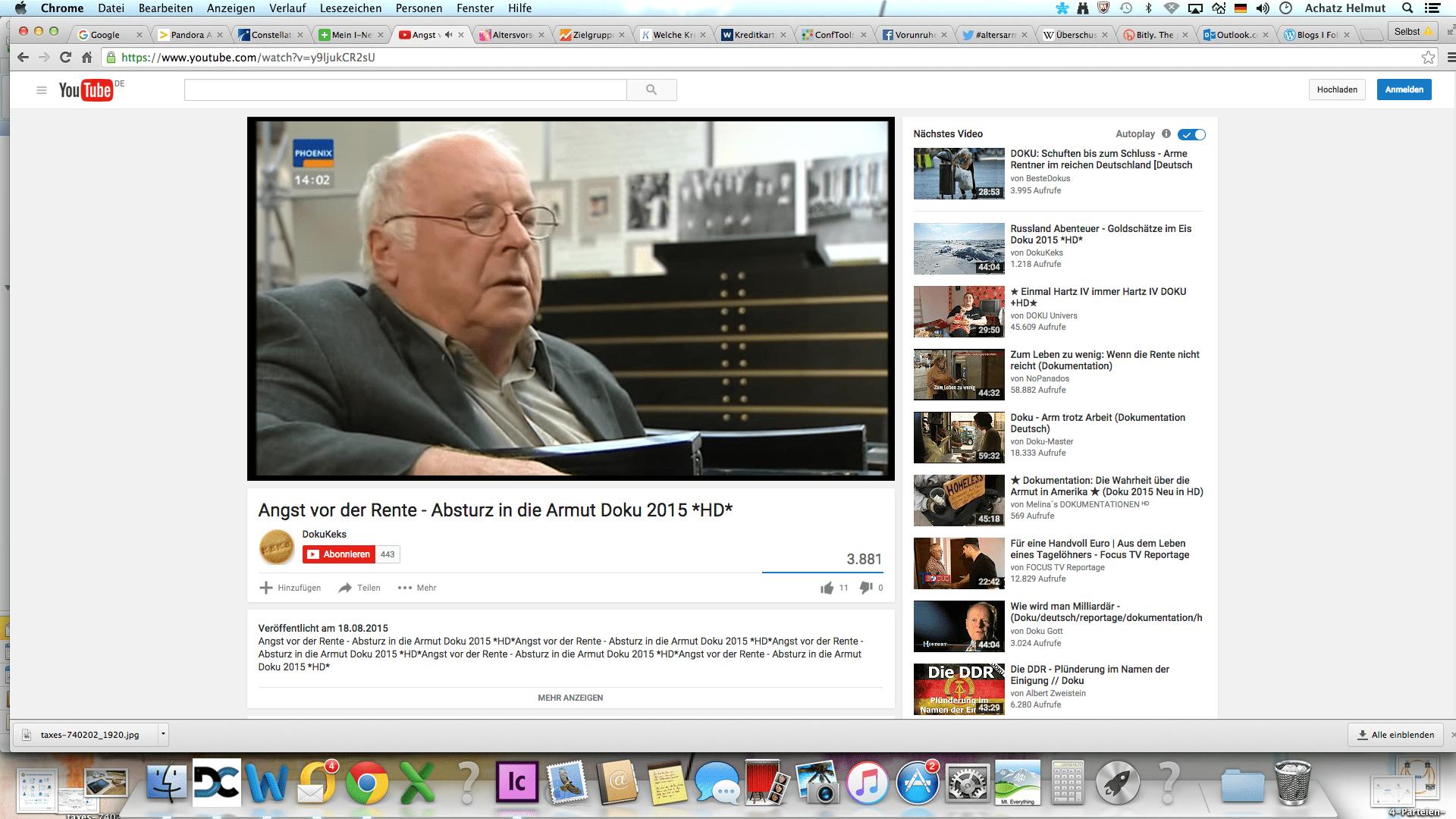 Norbert Blüm über die Rentenlüge