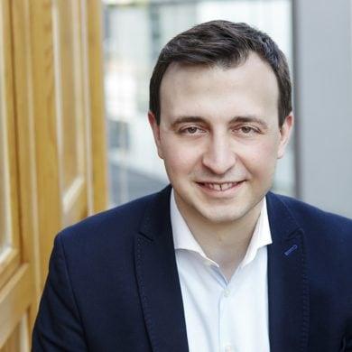 Paul Ziemiak Bundesvorsitzender der Jungen Union Deutschlands
