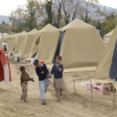 Flüchtlinge und Einwanderer