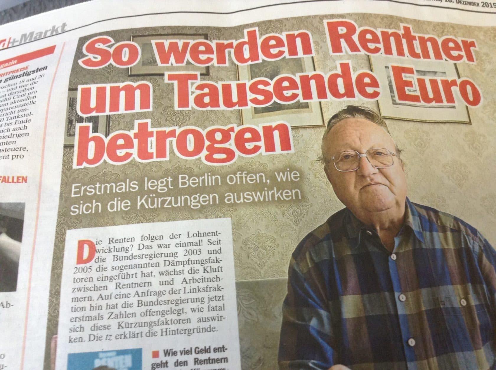 So werden Rentner um Tausende Euro betrogen