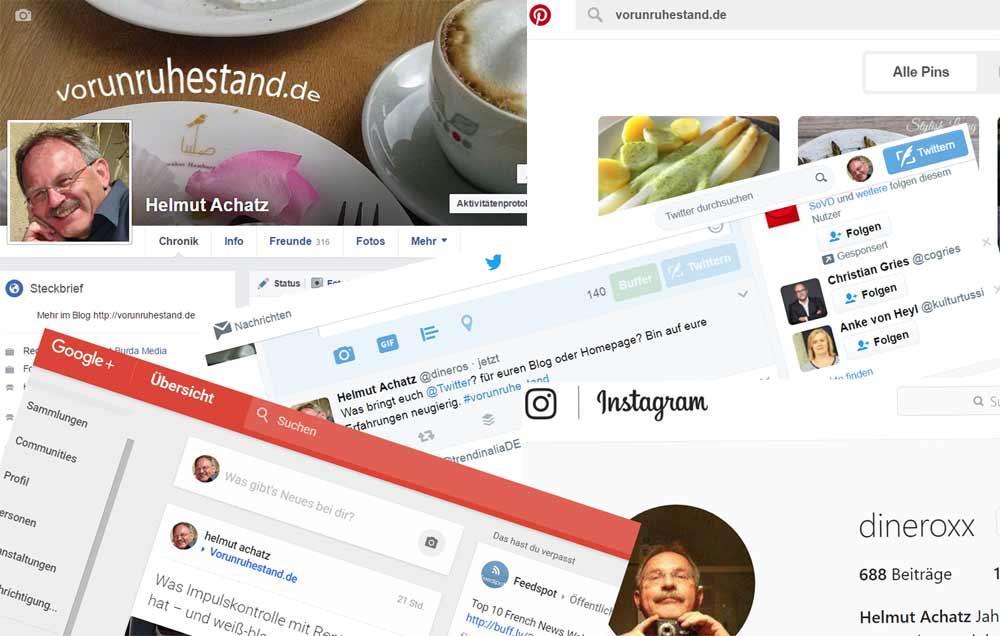Soziale Netze - das ist mehr als Facebook und Twitter