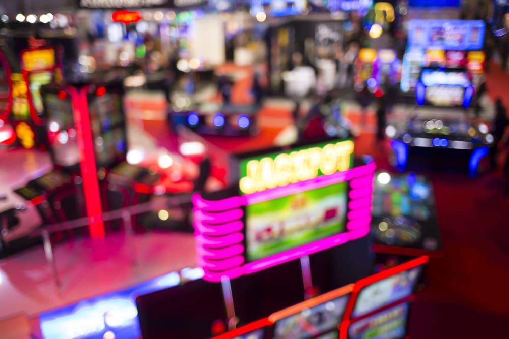 Spielautomaten üben auf manche ein magische Anziehung aus Foto: shutterstock