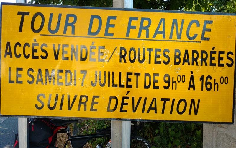 Tag 33 meiner Tour de France