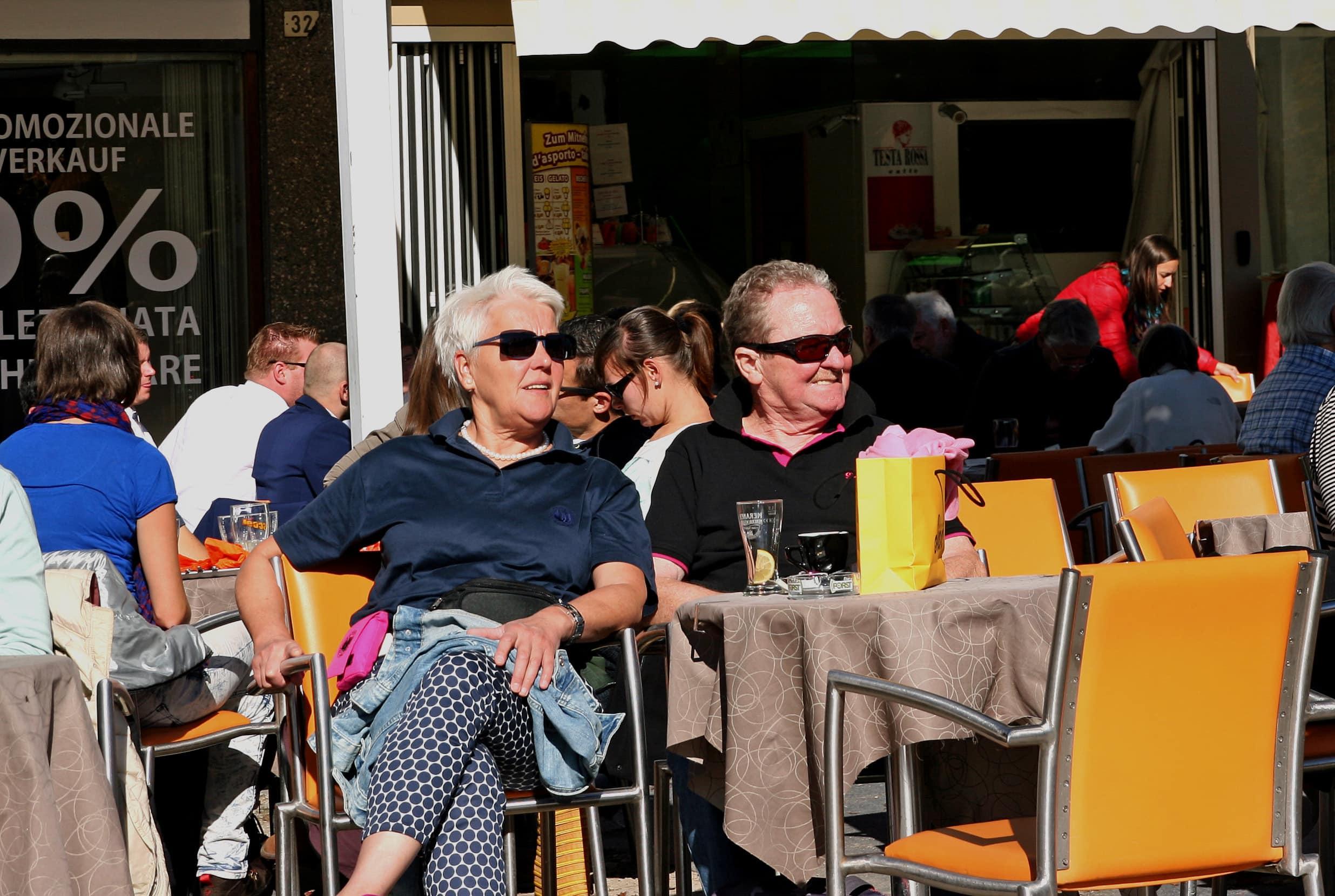 Sinkende Rentenniveau führt zur Altersarmut
