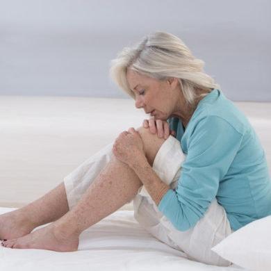 Übungen bei Arthrose