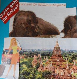 Laos - das Land der Elefanten
