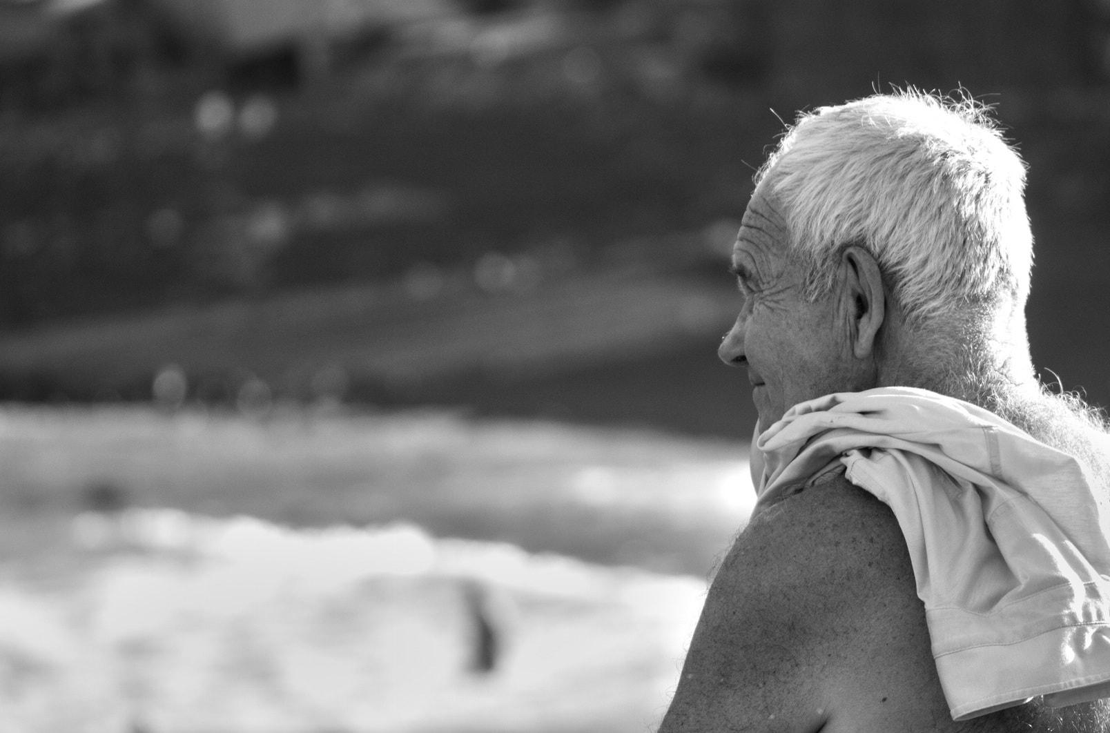 Von wegen Altern in Würde