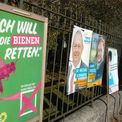 Nach der Bayern-Wahl ist vor der Hessen-Wahl